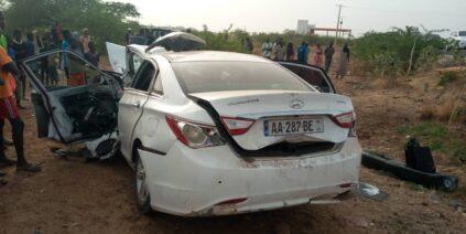 Sibassor: 3 morts et 7 blessés dans un accident de la circulation