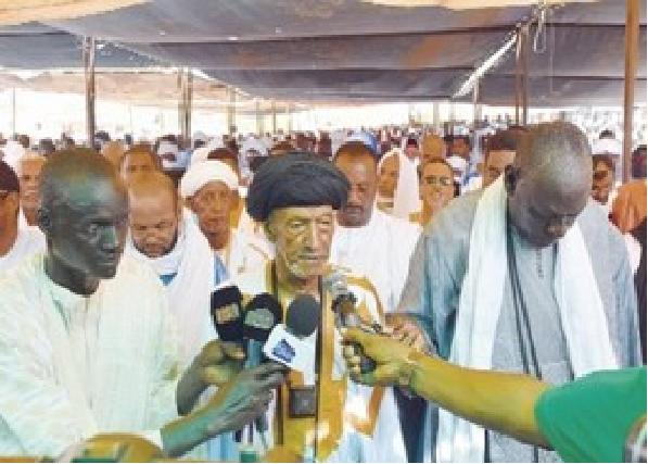 Pèlerinage de Nimzatt 2021: La Mauritanie valide les facilités requises aux points de passage, le respect des mesures-barrières exigé