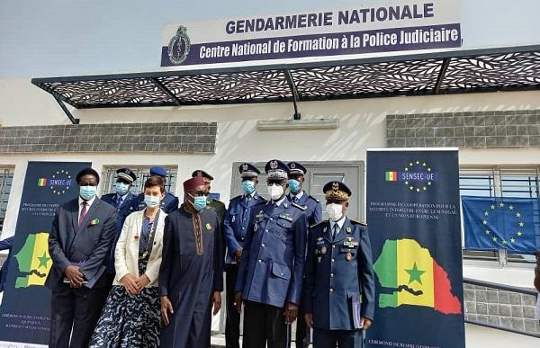 Programme de sécurité intérieure SENSEC-UE: Inauguration du Centre National de Formation de la Police Judiciaire