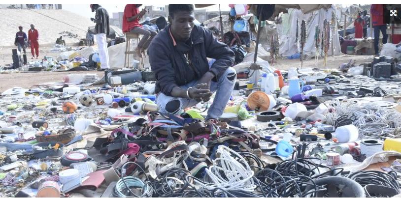 «Foire du recyclage et du rafistolage» à Thiaroye: Ces «déchets» qui font des heureux