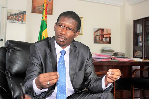 Sur un projet de 100 milliards de FCfa: Cheikh Oumar Hann accuse Mary Teuw Niane