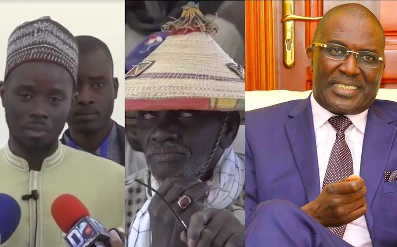Litige foncier: Bassirou Diomaye Faye et Seydi Gassama accusés d'avoir financé les habitants de Ndingler