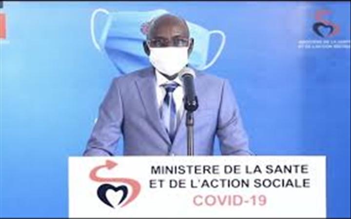 Covid-19: Le Sénégal enregistre 1 décès, 22 cas positifs et 184 patients sous traitement