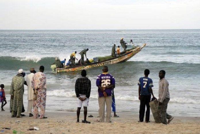 Un pêcheur de Guédiawaye porté disparu à Cap-Skirring