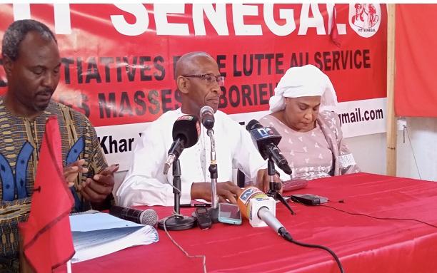 Crise au Proche-Orient : la Motion de soutien au peuple palestinien du PIT/Sénégal