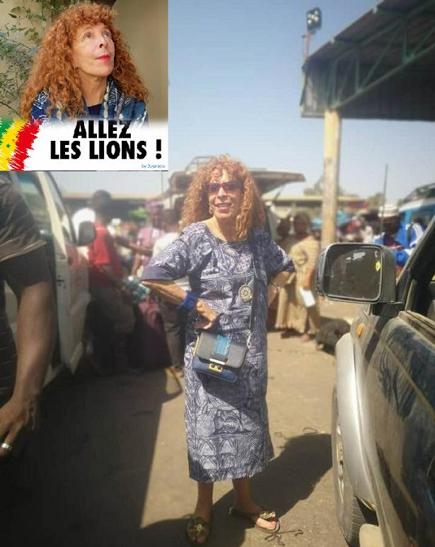 Laurence Gavron: Une Française bon teint, le Sénégal au fond du cœur !