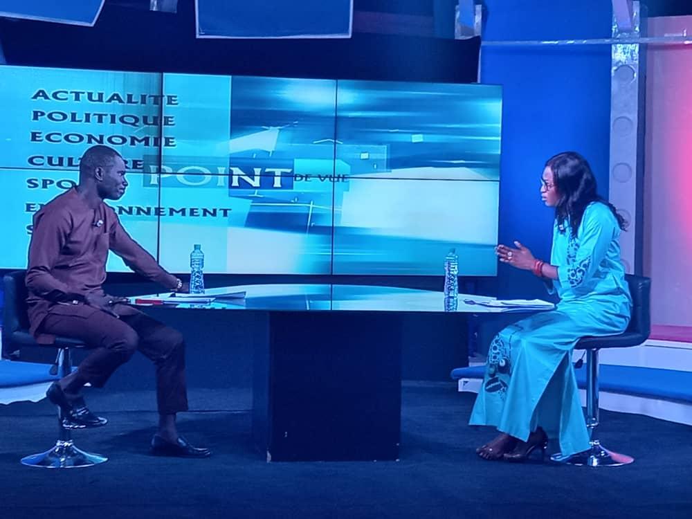 """Zahra Iyane Thiam: """"L'entrepreneuriat est un élément central de la relance économique"""""""