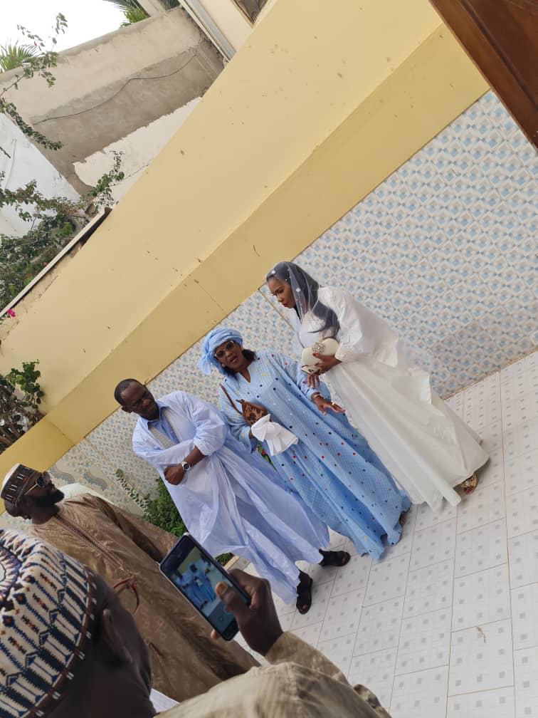 """Voici les images du mariage de Hélèna, actrice de la série """"Adja"""" (Photos)"""