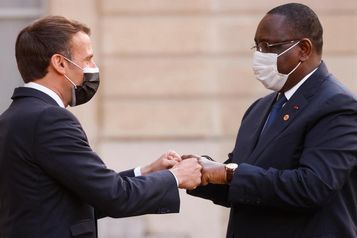 """New Deal"" à défaut d'un ""Plan Marshall"": Le fort plaidoyer de Macky Sall"