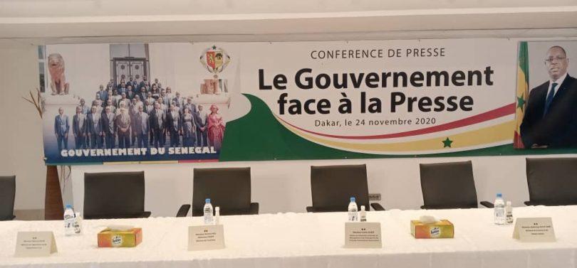 «Gouvernement face à la presse»: Néné Fatoumata Tall et Dame Diop passent ce jeudi