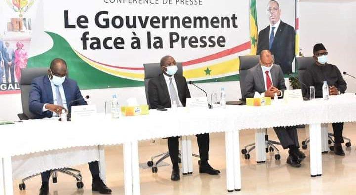 Gouvernement face à la presse: La 6e séance reportée à vendredi 21 mai