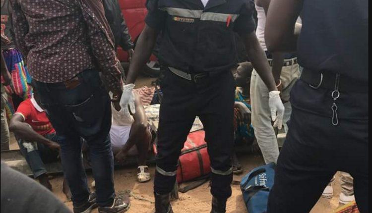 Accidents de la circulation: 3.000 morts enregistrés au Sénégal entre 2017 et 2020