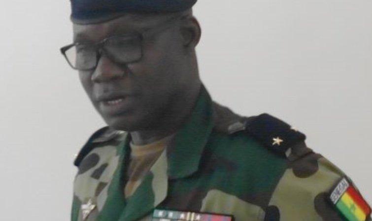 Armée: Le Cemga va visiter les zones militaires 5 et 6, demain vendredi