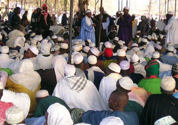 Retraite spirituelle: Des milliers de fidèles à l'ouverture du 80e Dakka de Médina Gounass