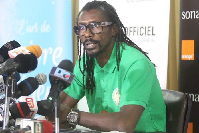 Pour les matchs amicaux de juin: Aliou Cissé a fait dans la continuité