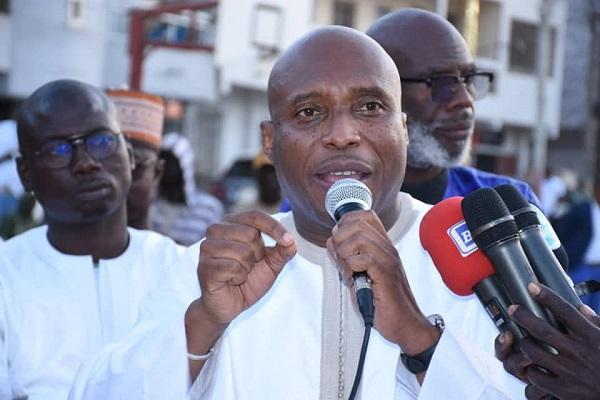 Mairie de Mermoz / Sacré-Cœur: La majorité présidentielle affiche sa détermination à battre Barthélémy Dias