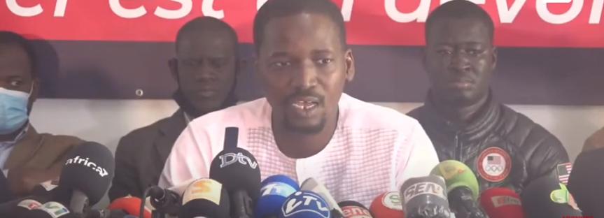 Le M2D compte présenter son mémorandum sur l'affaire Ousmane Sonko-Adji Sarr