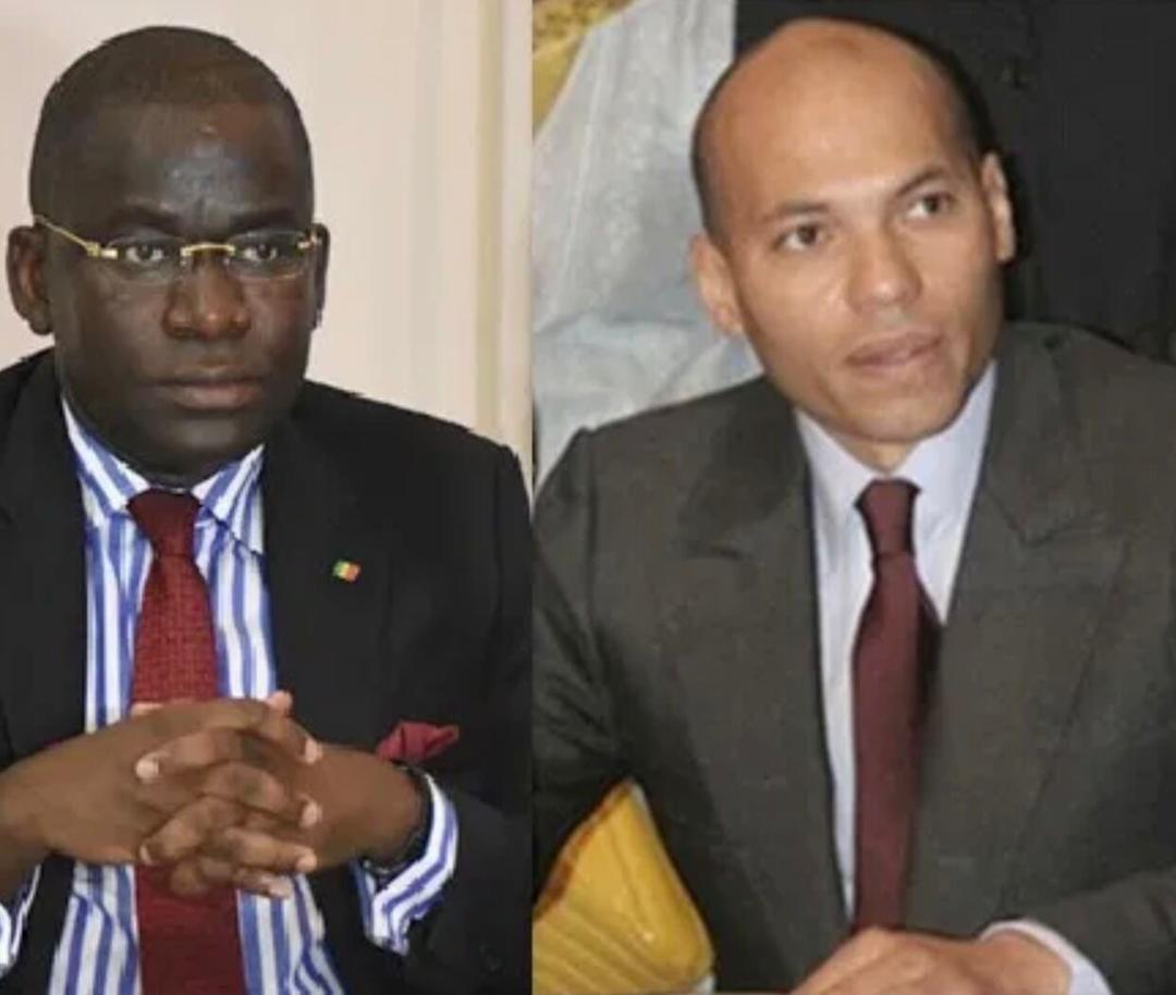 En commun le Wadisme: Aliou Sow s'est entretenu avec Karim Wade, il a décidé de...