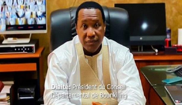 Elections locales à Bounkiling: Mouhamed Diaïté entonne le chant de l'unité