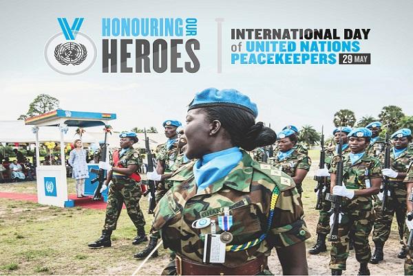 Organisation des Nations-Unies: Trois casques bleus sénégalais honorés à titre posthume, ce  jeudi