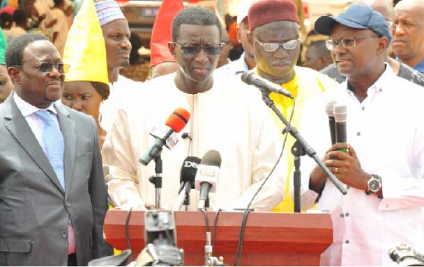 Parcelles assainies: Vers un duo Mbaye Ndiaye-Moussa Sy pour contrer Amadou Bâ