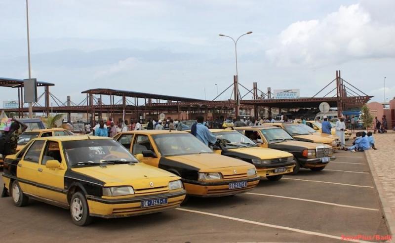 Concurrence des Tiak Tiak: Les taximen de Dakar en colère