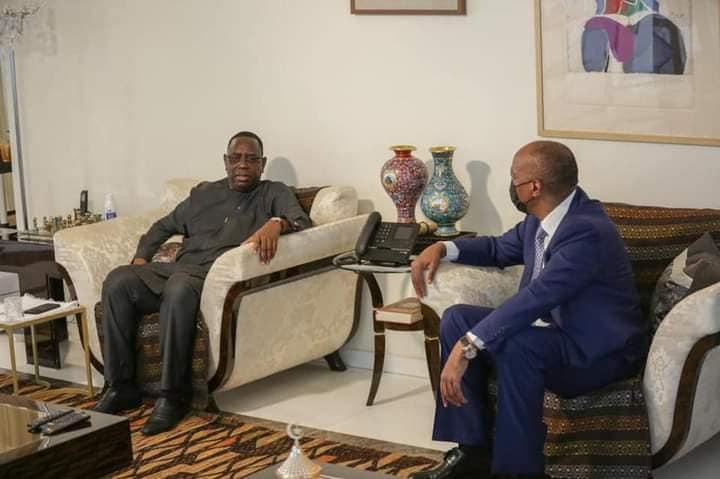Une CAN de football au Sénégal: Ce que voudrait le président de la CAF, reçu par Macky Sall ce matin avant...