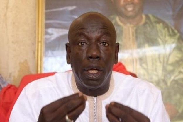 Kaffrine-Mot de bienvenue à Macky Sall : Abdoulaye Wilane met beaucoup d'eau dans son vin…