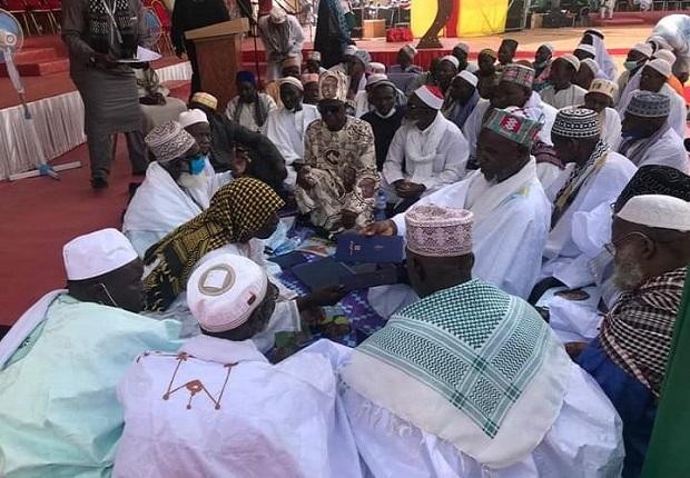 Kedougou: Récital de Coran à la mémoire des 3 journalistes de Leral Tv