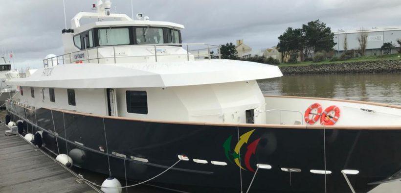 Traversée Dakar-Gorée: «Le Fatick» remplace «La Signare», vieille de plus de 40 ans