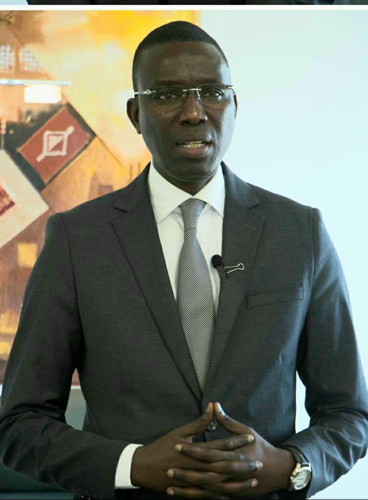 Condoléances à Leral: L'émouvant témoignage du Ministre Dame Diop