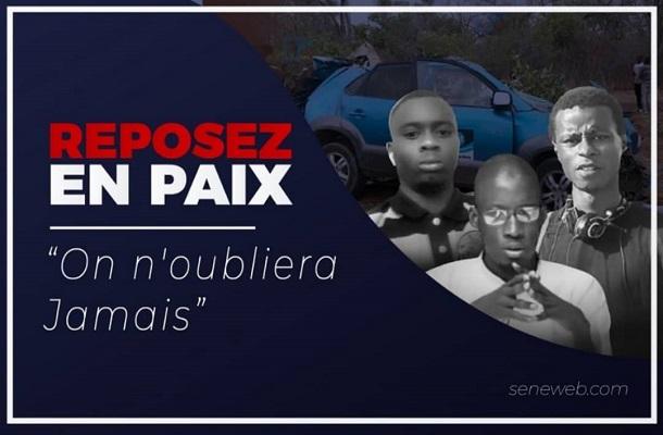 Décès journalistes de Leral et Mamadou Diop de LDR/Yeesal: Les condoléances de Thérèse Faye