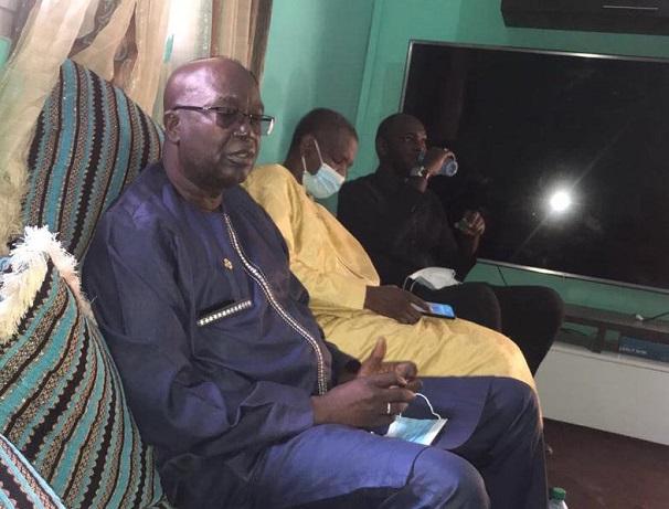 Décès des collaborateurs de Leral: Une délégation de Moustapha Niasse est venue présenter ses condoléances