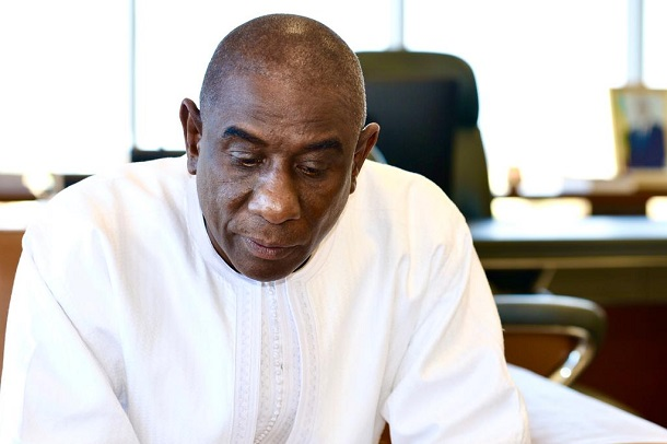 """Les condoléances du ministre Mamadou Talla au groupe """"Leral"""""""