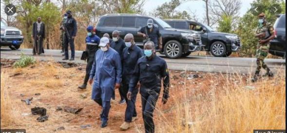 Décédés accidentellement sur l'axe Kédougou-Tambacounda: Le Chef de l'Etat a salué la mémoire des trois reporters de Leral TV