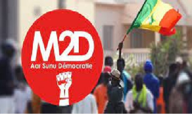 Libération réclamée des « otages politiques »: Le M2D va investir la rue les 11 et 23 juin 2021