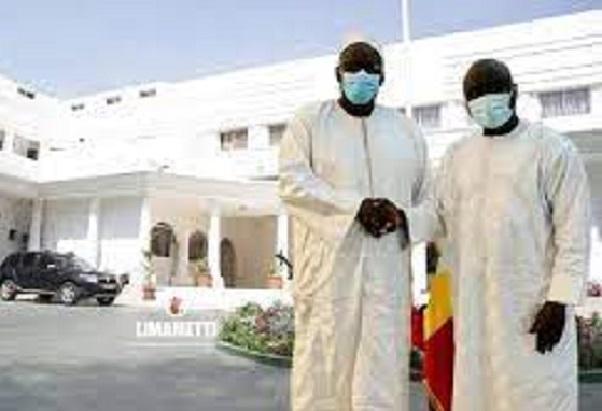 Rencontre Siré Dia - Idrissa Seck au CESE: Dans les coulisses d'un entretien top secret