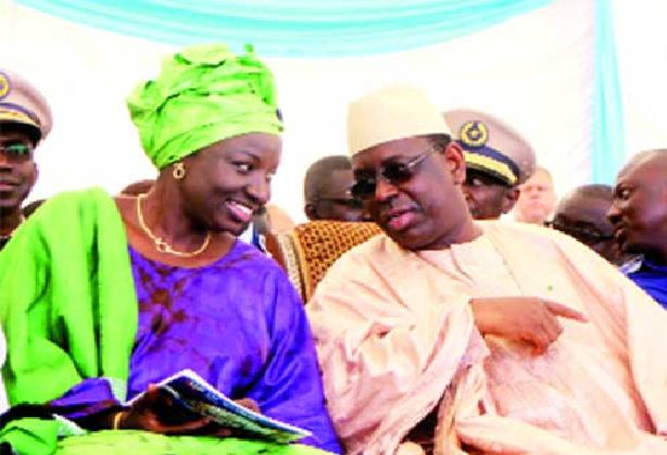 Réconciliation surprise après des mois de brouille: Macky Sall et Mimi Touré fument le calumet de la paix