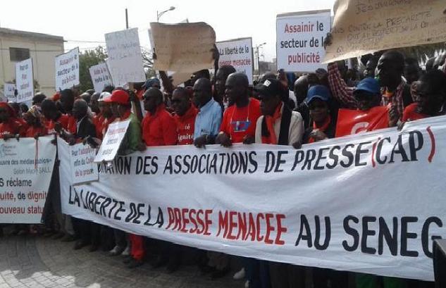 Liberté de la Presse, Sans Censure, ni Ingérence du Gouvernement: 72 % des Sénégalais disent oui