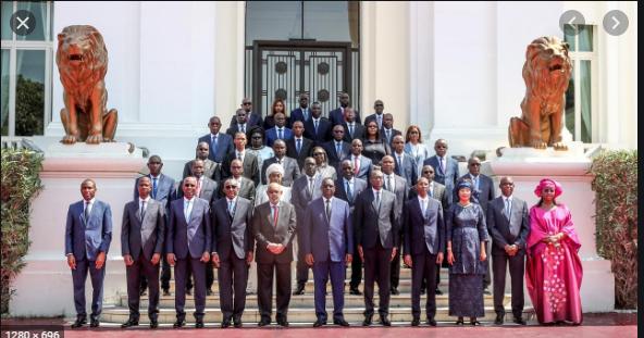 Conseil des Ministres de ce mercredi 9 juin 2021