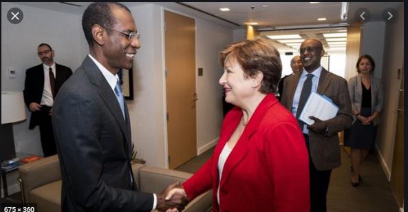 FMI/ Macky Sall: « Ce plébiscite du dossier du Sénégal traduit la bonne tenue des finances publiques et... »