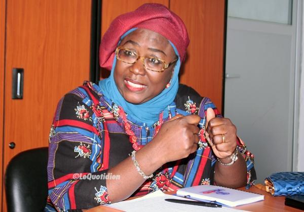 Kaolack, Adji Mergane Kanouté défie Mariama Sarr: «Je suis candidate pour donner à ma ville natale, un nouveau visage»