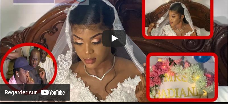 Le danseur de Waly Seck, Eumeudy Badiane s'est remarié: Découvrez son épouse (Photos)