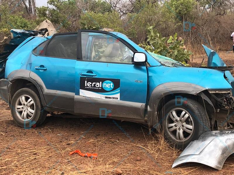 Accident mortel à Kédougou: Le chauffeur malien écope d'un an ferme et 106.000 FCfa d'amende