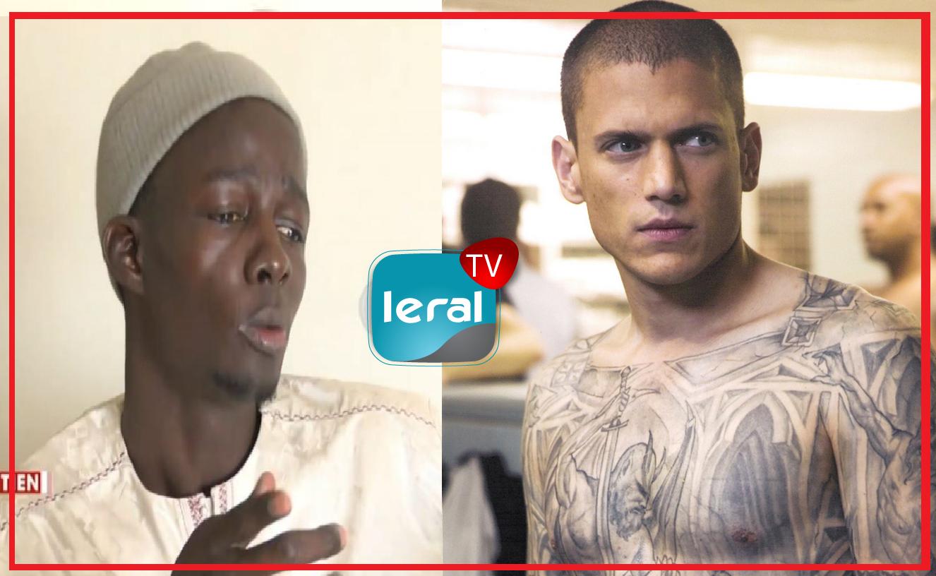 """Boy Djinné: Qui est Baye Modou Fall le """"Michael Scofield sénégalais"""" ?"""