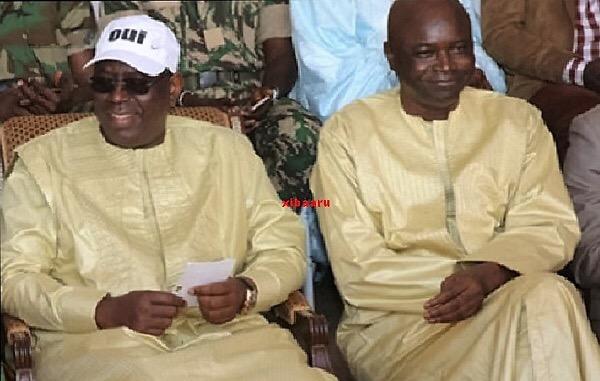 Tournée de Macky Sall: Le grand retour de Harouna Dia pour accueillir son leader