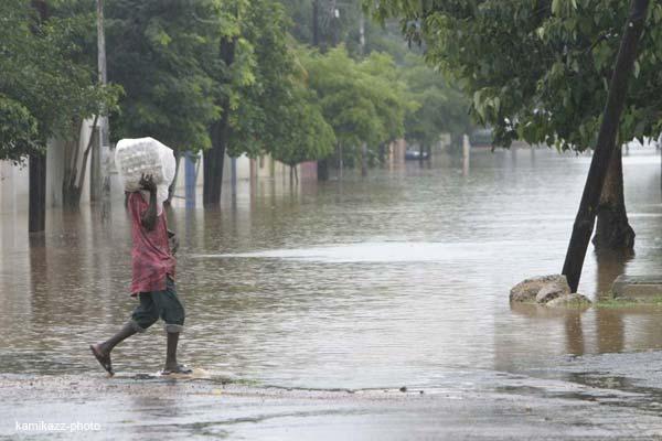 L'hivernage s'installe: La pluie fait déjà un mort et des dégâts à Tambacounda