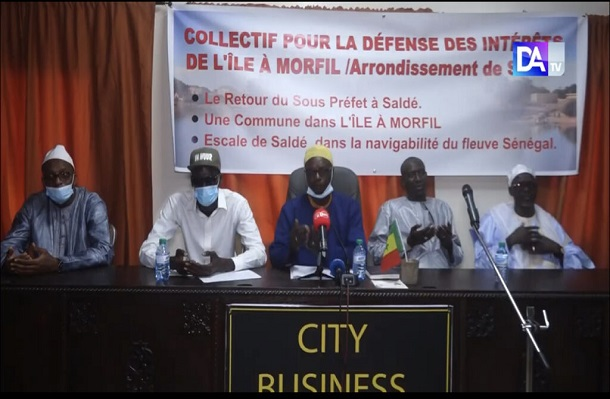 Une longue liste de Doléances en main : La population de l'Île à Morfil attend Macky de pied ferme