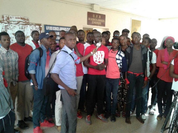 Macky Sall et les étudiants de l'UGB: Echanges autour de leurs revendications