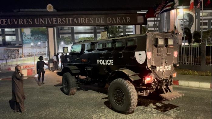 Amicale de la Fsjp de l'Ucad: Les élections de renouvellement suspendues...
